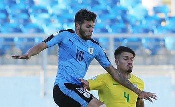 Nicolás Schiappacasse ya tiene pasaje de vuelta para Montevideo