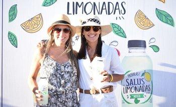 Laura Kostachis y Vanessa Estevan