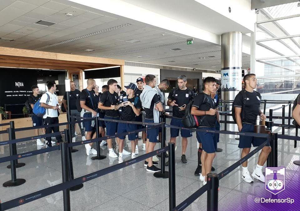 Conmebol falló a favor de Defensor Sporting en la Libertadores