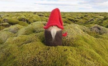 Se cree que los elfos son criaturas pequeñas con orejas puntiagudas