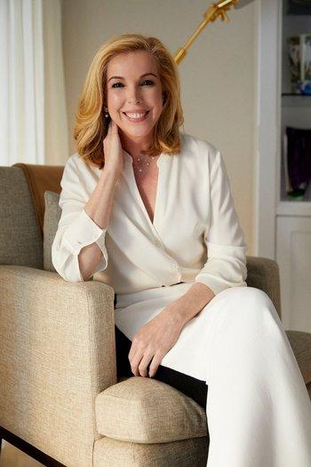 Eva Hughes fue CEO del grupo editoral Condé Nast para México y América Latina