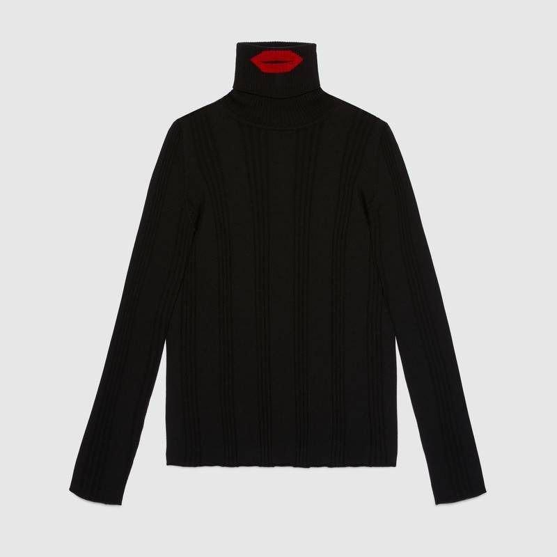 c440fd79e5860 Gucci retira un polémico suéter negro tras ser acusado de racista