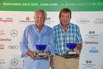 Vicente Amorena y Andrés Martínez