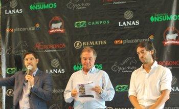 Alejandro, Gerardo y Agustín Zambrano.