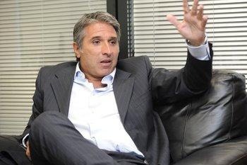 Gustavo Trelles, country head de Banco Santander