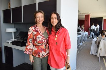 Debbie Goldfarb y Karen Szwarcfiter