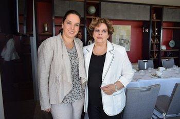 Rossana Toscani y Marta Bruno