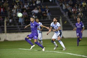 Santiago Carrera en Defensor Sporting