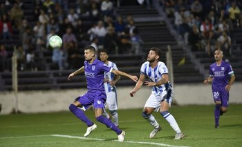 Santiago Carrera en Defensor Sporting