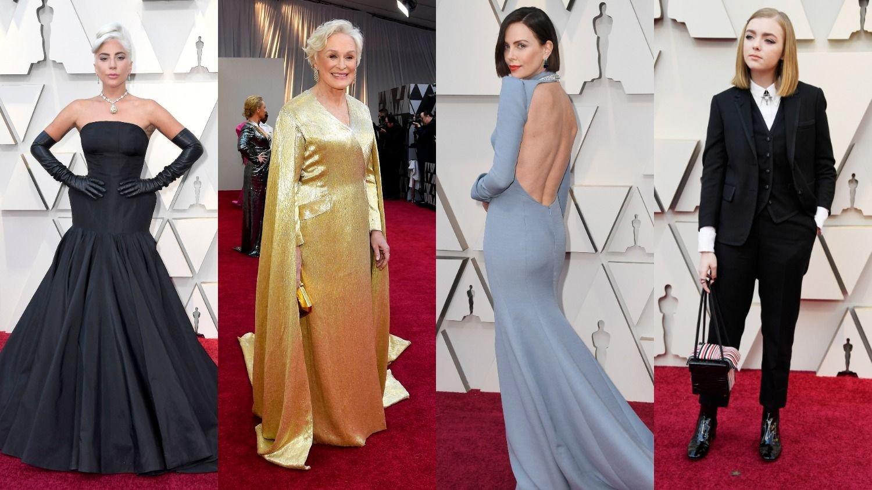 Mírame como Lady Gaga a Bradley Cooper: El momentazo del Óscar 2019