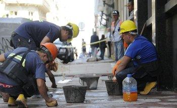 La construcción es una actividad clave para la generación de empleo.