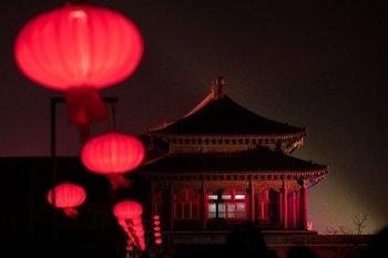 La Ciudad Prohibida en Pekín
