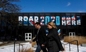 La carrera hacia la Casa Blanca se inicia en Iowa.