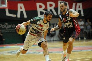 Leandro García Morales y Brian García