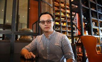 Yimeng Duran, director de Ventas de Lifan
