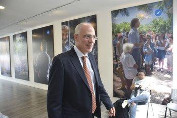 El embajador de Israel, Yoed Magen, conversó con el presidente Lacalle Pou en medio de escalada de violencia con palestinos