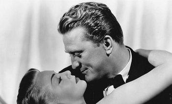 Kirk Douglas y Lana Turner en Cautivos del mal (1952)
