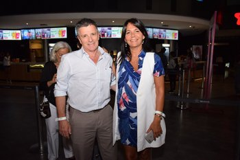 Daniel Walter y Silvana Giachio