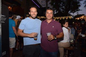 Gerardo Da Prá y Alejandro Medina