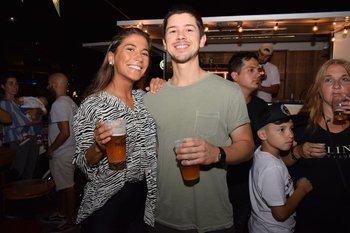 Sofia Soto y Joaquin Tellería