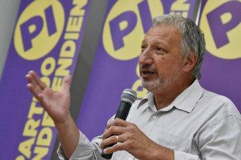 Gerardo Sotelo, como integrante del Partido Independiente, asumió la dirección de los medios públicos el 22 de abril