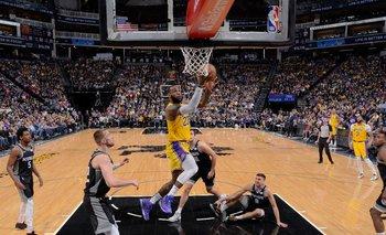 La NBA llega a la televisión abierta a través de TV Ciudad