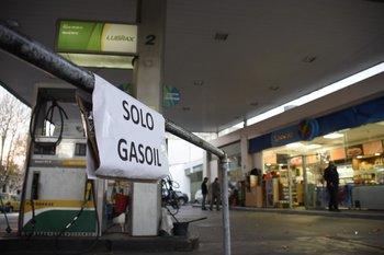 El ente tiene una oficina para atender reclamos por la calidad del combustible.