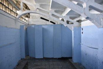 Baño Estadio Tróccoli