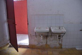 Baño Complejo Rentistas