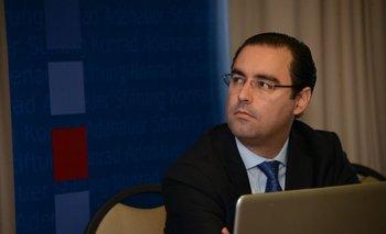 El director de la Asesoría Macroeconómica del MEF Hernán Bonilla expuso en el Parlamento.