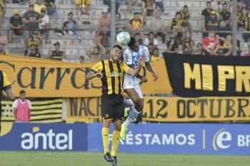 La lesión de Formiliano ante Cerro