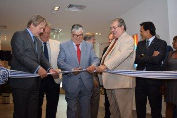 José Javier Gómez-Llera, Jorge Quian, Gerardo García Rial y Julio Martínez
