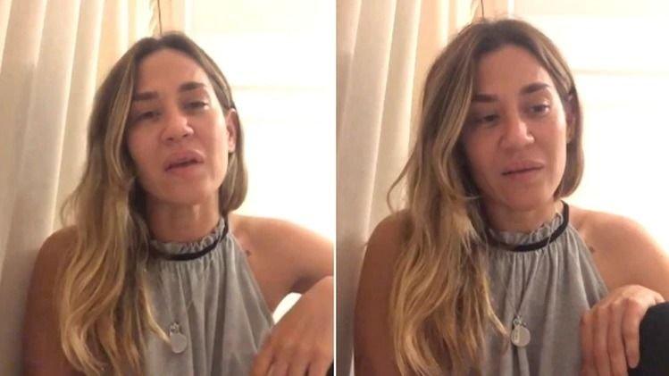 La polémica Jimena Barón, enojada con Comodoro: