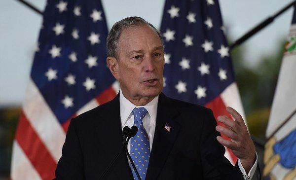 Bloomberg destinó US$ 100 millones para la campaña de Biden en Florida