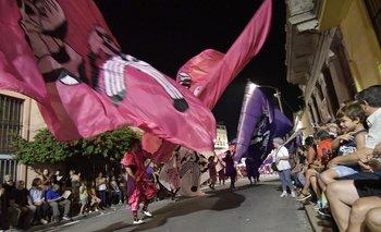 Desfile de Llamadas.