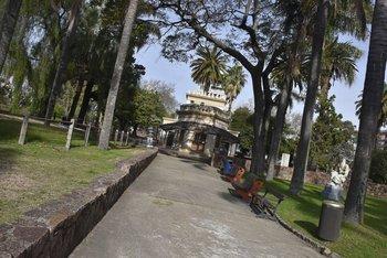 El zoológico de Villa Dolores está cerrado al público desde hace ocho años, y solo reabrió el Parque de la Amistad