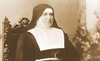 Hermana Francisca Rubatto, fundadora de la Congregación de las Hermanas Capuchinas, será la primera santa del Uruguay