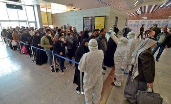 Jordania prohibió la entrada a cualquier persona no jordana procedente de China, Irán y Corea del Sur.