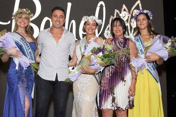 Karen VillaÁlvaro Padin, Giulietta Iguini, Lourdes Rapalíny Melina Anzardo