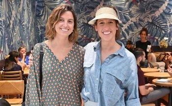 Cecilia Machado y Matilde Pacheco