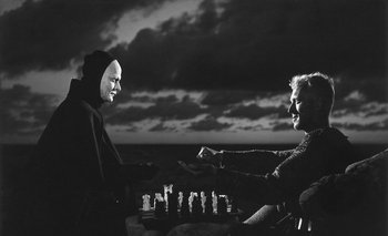 """""""El Séptimo Sello"""", una película de Ingmar Bergman"""