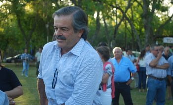 Carlos María Uriarte, futuro ministro de Ganadería Agricultura y Pesca.