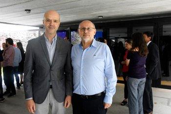 Antonio Carambula y Juan Martinez