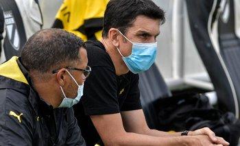 Mauricio Larriera está pronto para el debut de la temporada 2021