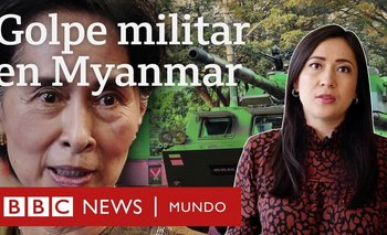 Golpe militar en Myanmar BBC Mundo