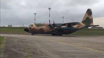 Avión Hércules viajará hacia EEUU a buscar cuatro ultrafeezers