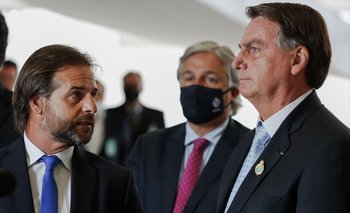 Uruguay y Brasil promueven la flexibilización del Mercosur