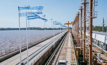 Represa hidroeléctrica de Salto Grande