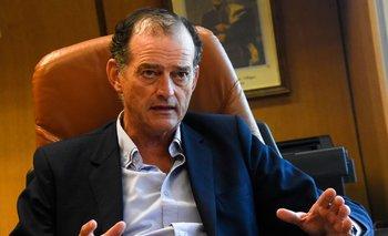 Manini Ríos afirmó que tuvo conversaciones con el PN y el PC, y que también espera apoyos dentro del FA