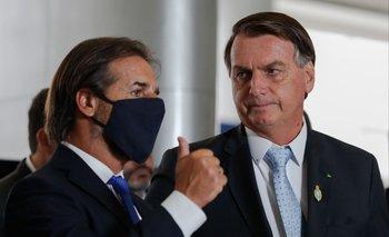 los gBrasil y Argentina anunciaron un acuerdo para reducir en un 10% el arancel externo común